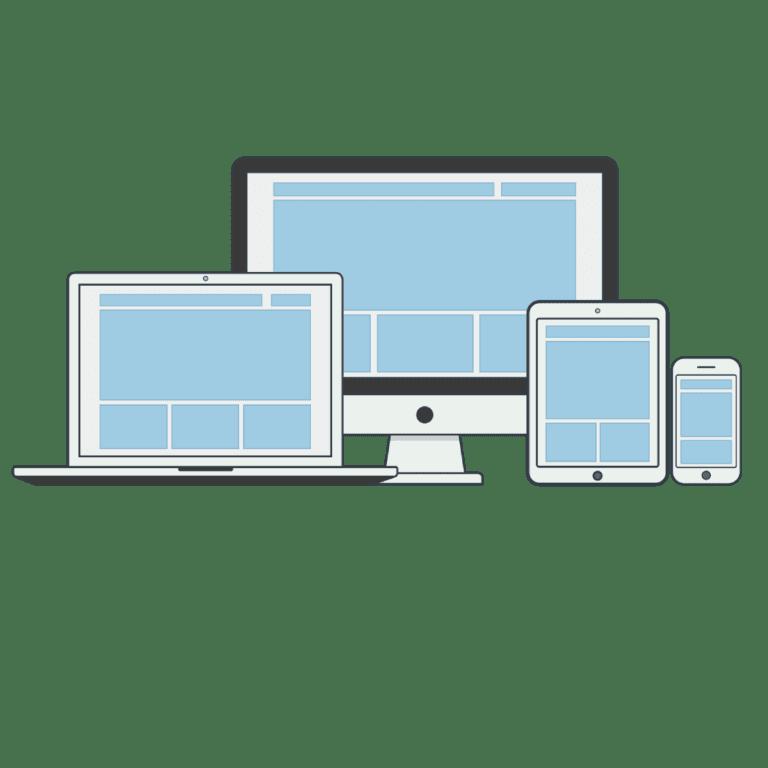 Websites | voor mobiel | Go2People Websites