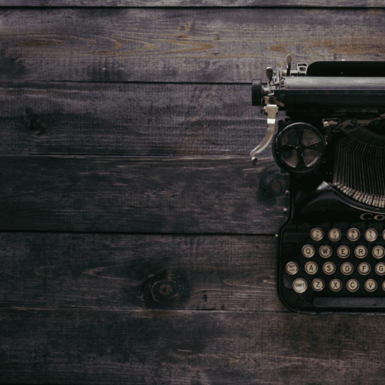 Blog | Hoe schrijf je een goed artikel| Go2People Websites