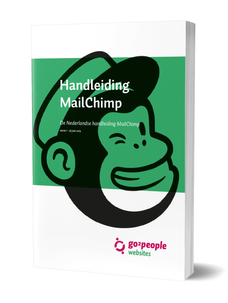De Nederlandse handleiding MailChimp