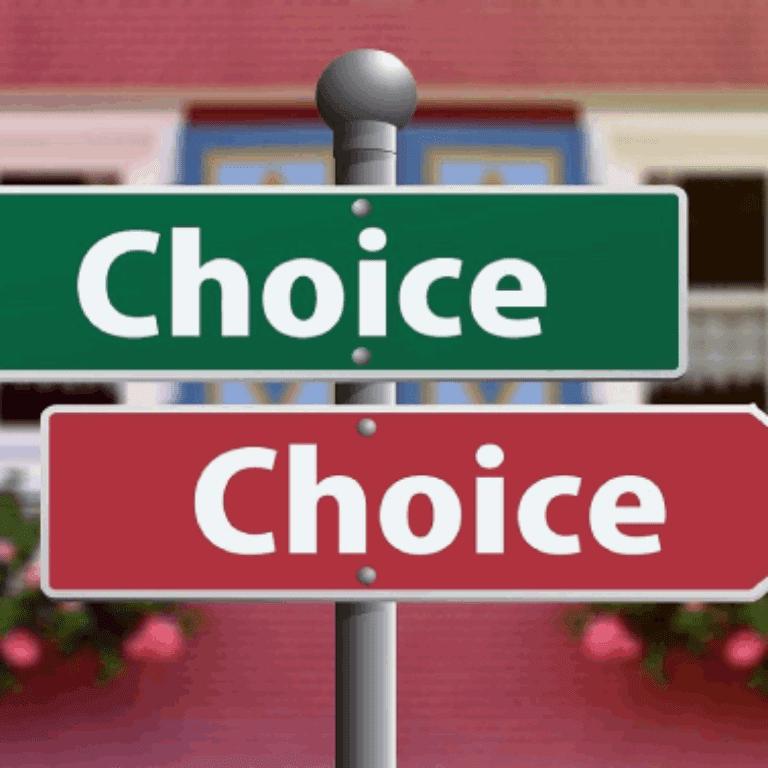 Keuzes van bezoekers | Go2People Websites