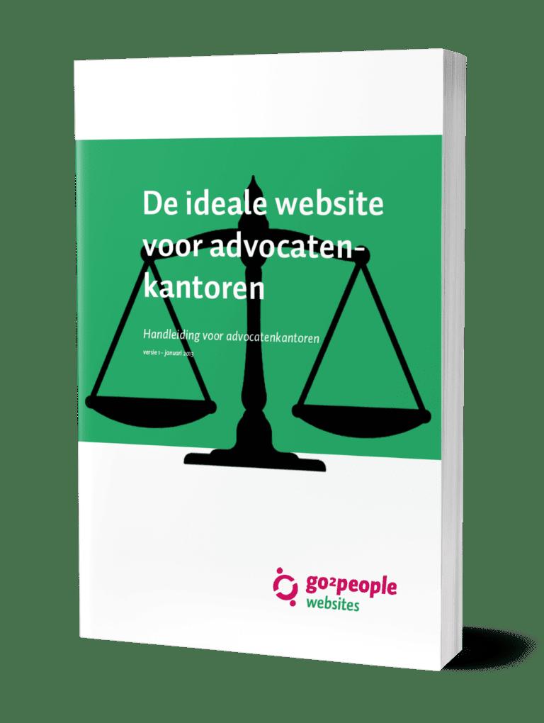 De ideale website voor advocatenkantoren