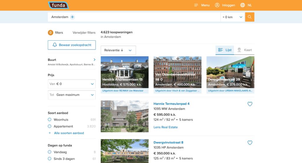 Funda - Go2People Websites