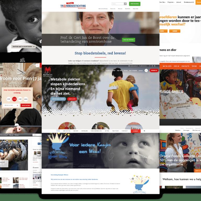 Inspirerende Websites