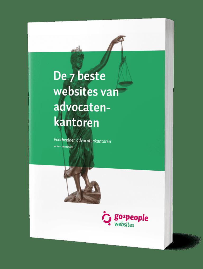 De 7 beste websites van advocatenkantoren