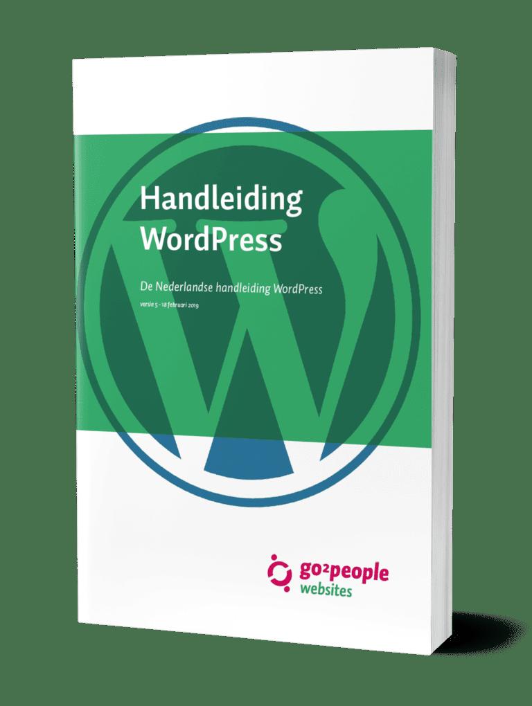 De Nederlandse handleiding WordPress