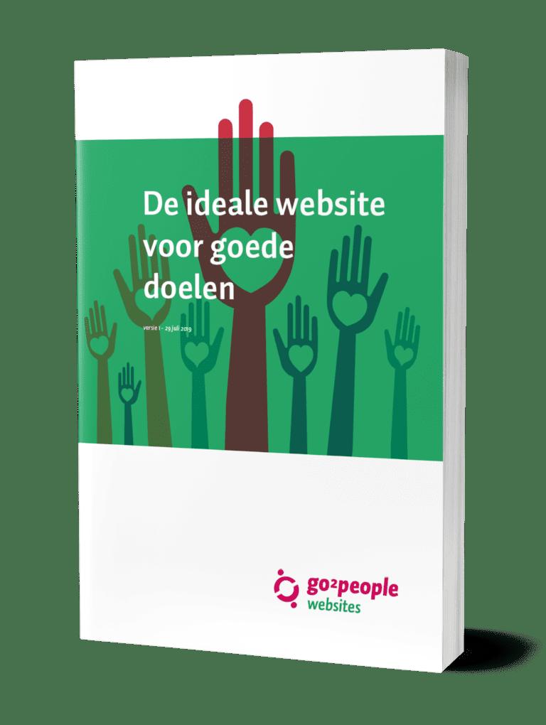De ideale website voor goede doelen