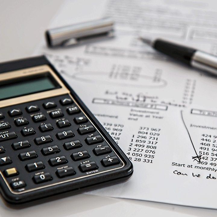 Finance Tracker budgettering