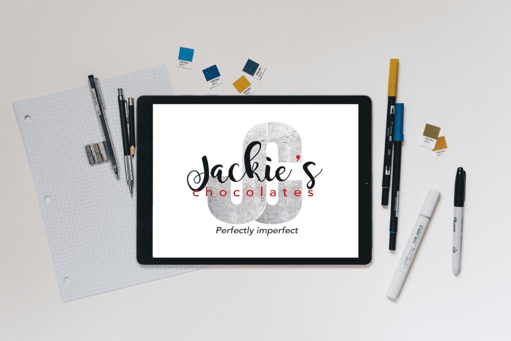 Logo Jackie's Chocolates