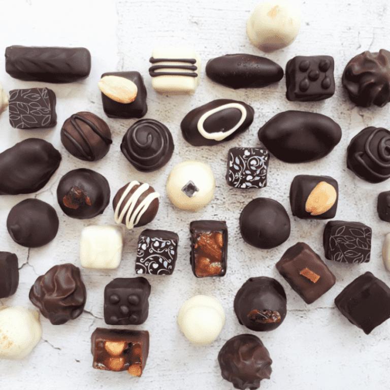 Marktkraam Jackie's Chocolates | Go2People Websites