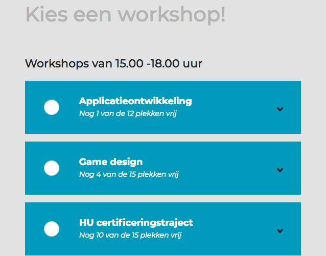 Webshop Stichting VMBO
