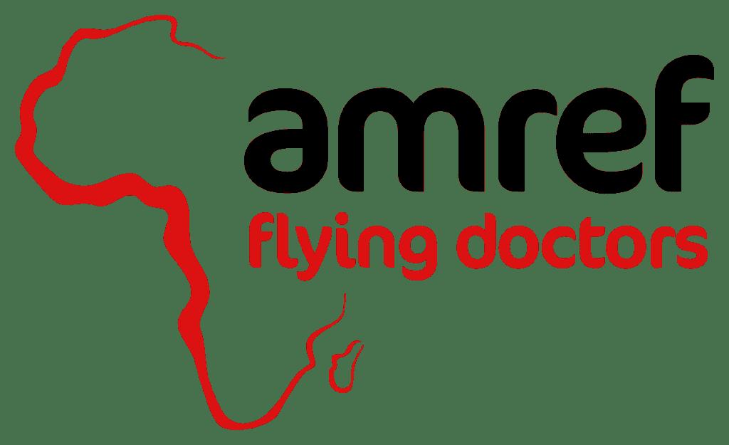 Amref Flying Doctors logo | Go2People Websites