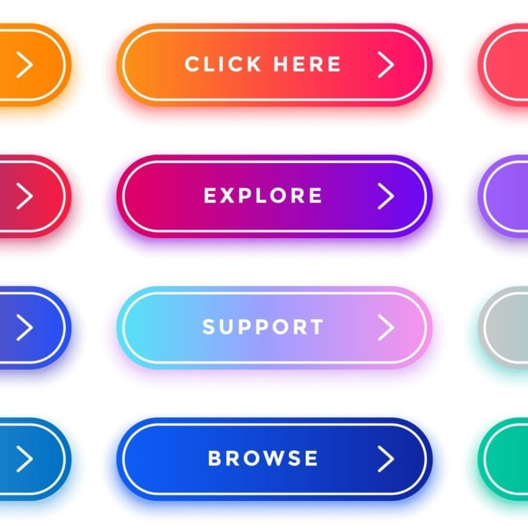 CTA buttons | Go2People Websites