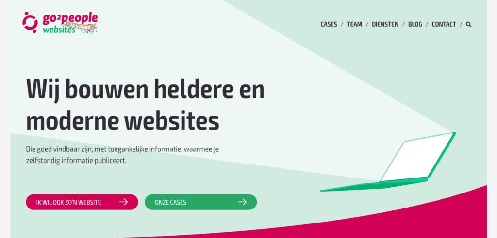 Go2People homepage | Go2People Websites