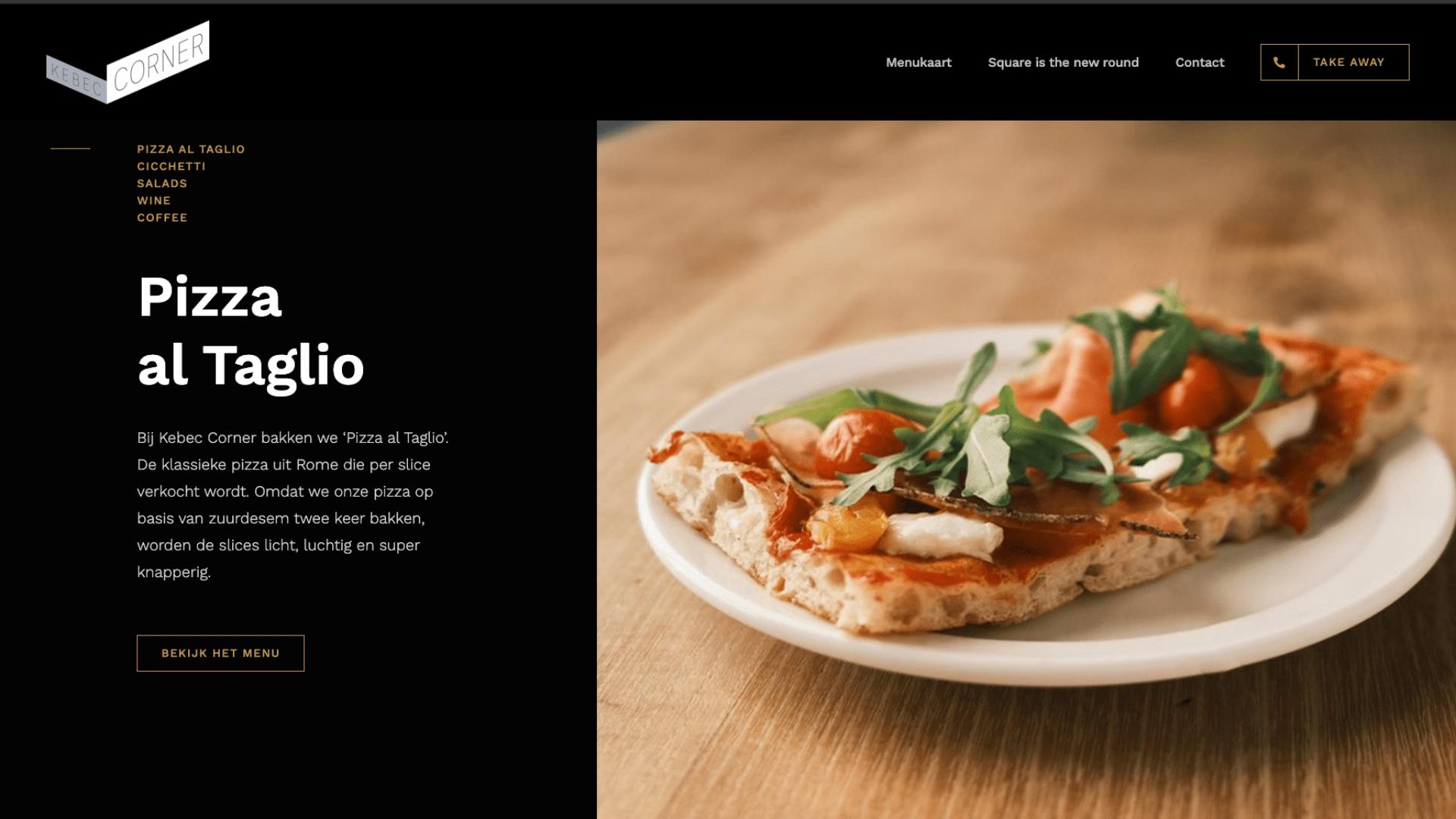 Kebec Corner | Go2People Websites
